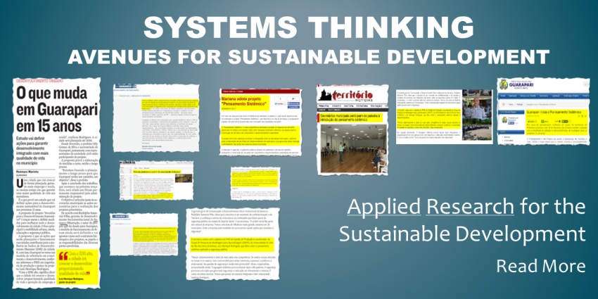 Systems Thinking: Avenues of Sustainable Development